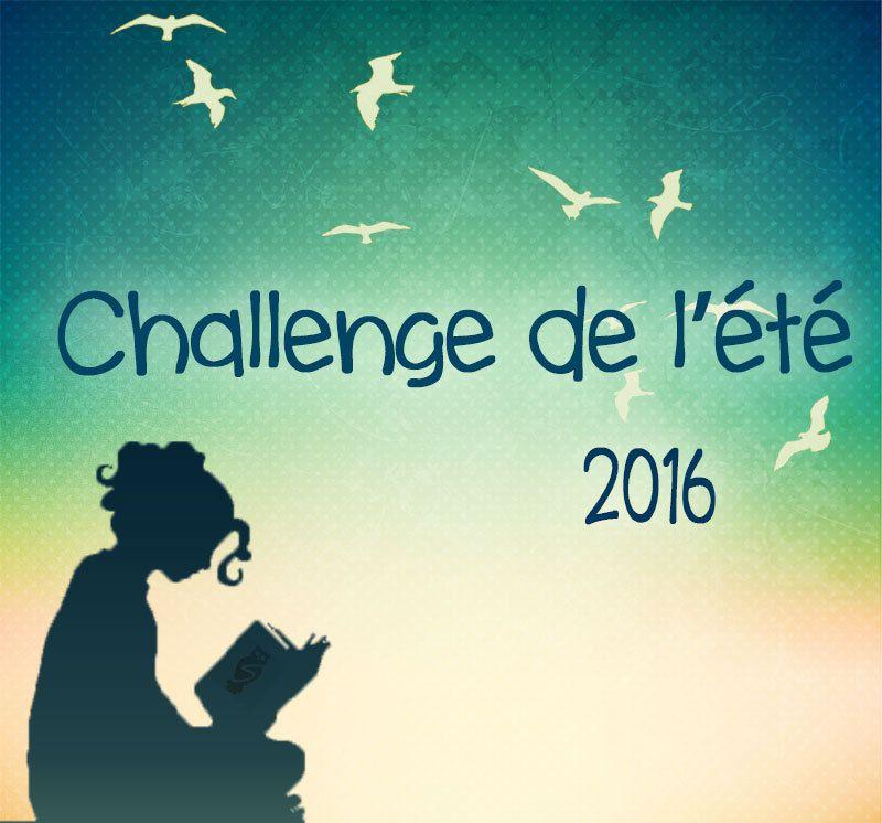 CHALLENGE DE L'ETE !