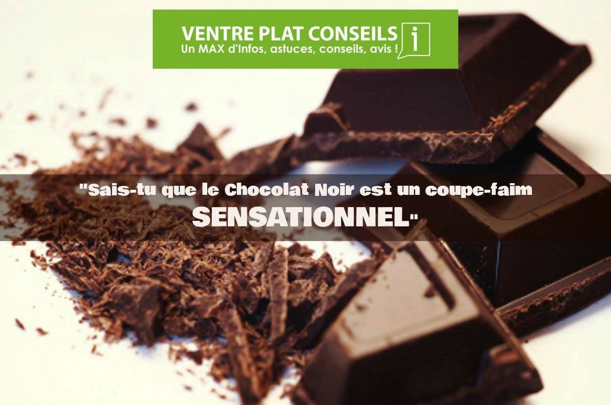 Les bienfaits du chocolat noir sur la santé / The benefactions of the dark chocolate on the health.