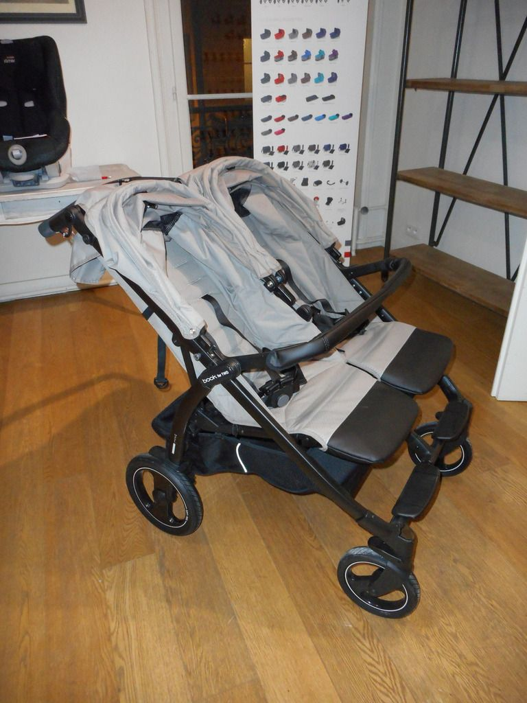 Poussette double Peg Perego Book For Two