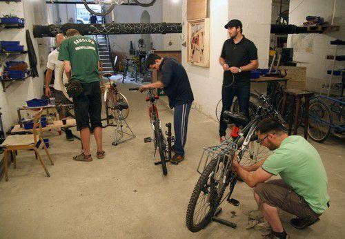 Atelier-Vélo