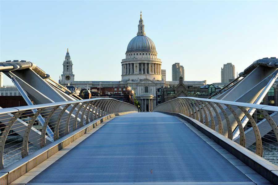 Le risque systémique et le pont du Millenium