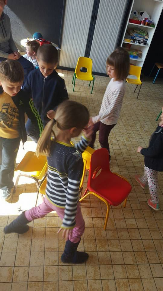 chaises musicales,
