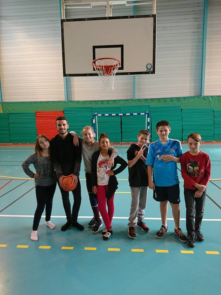 plateau multisports , captur 'flag au terril de germignies