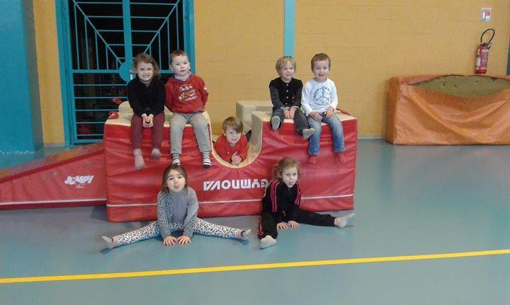 Baby gym pour les 3-4 ans