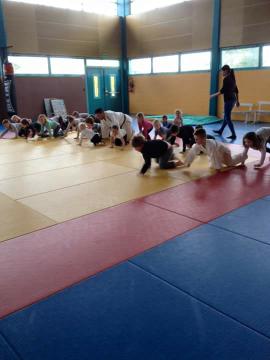 Initiation judo pour les 3-6