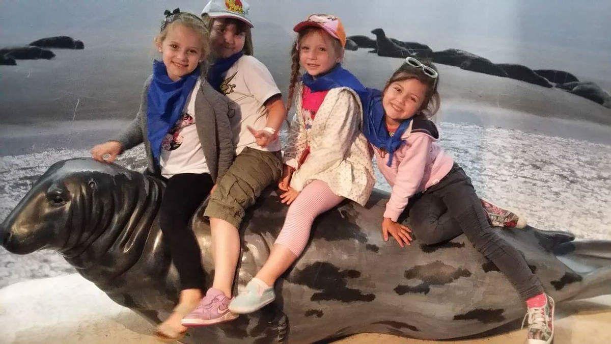 Les 3-5 ans a la découverte du monde marin ...