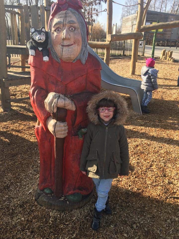 Sortie au parc pour les 2011-2012