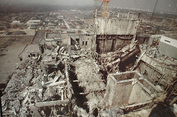 Le 26 avril 1986 : Explosion de la centrale de Tchernobyl