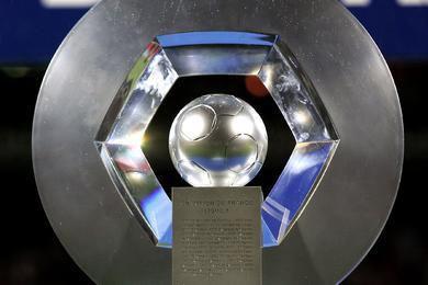 Hexagoal, le trophée du championnat