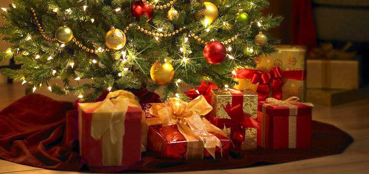 Histoire des cadeaux de Noël