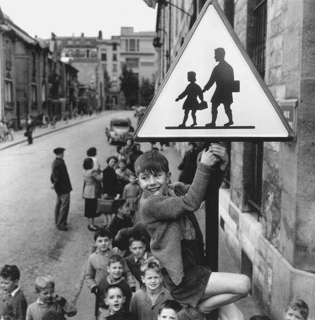 Photographie de Robert Doisneau