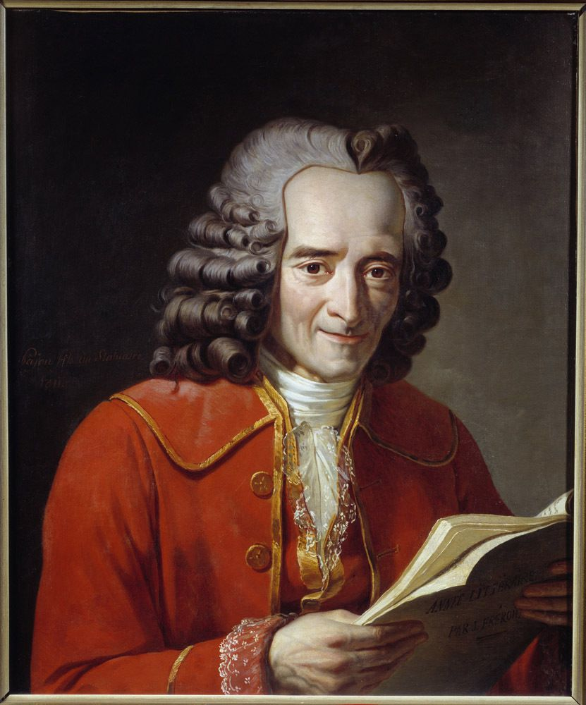 Citation de François-Marie Arouet, dit Voltaire