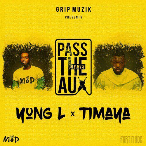 Freshly Baked outta DJ Centiz's Kitchen || Yung L remixes pass me d Aux with Timaya