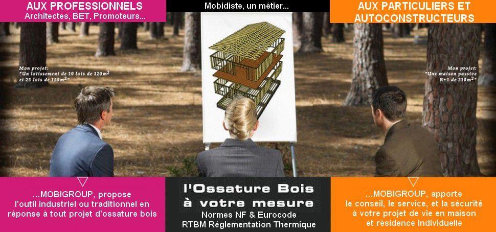 fabrication presse hydraulique maison Maison Ossature Bois au Maroc