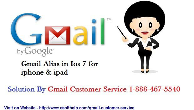 Get Gmail Technical Support via best technical efforts on getting Gmail Alias