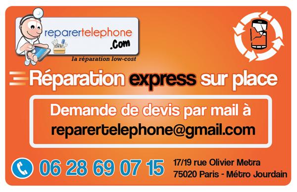La Reparation De Telephone Comment Ca Marche