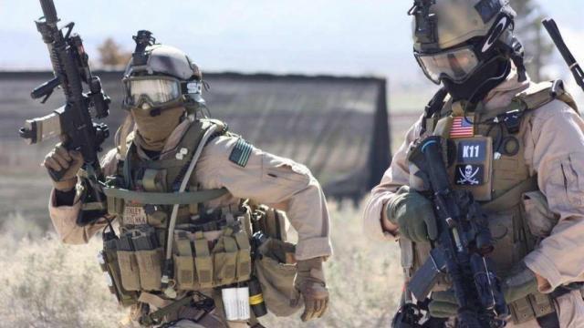 Les forces spéciales américaines sont présentes en Syrie.