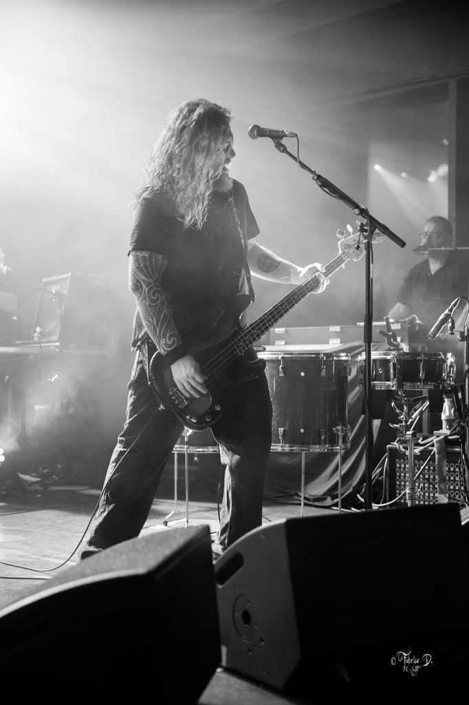 New Model Army  Rennes NB Mars 2017
