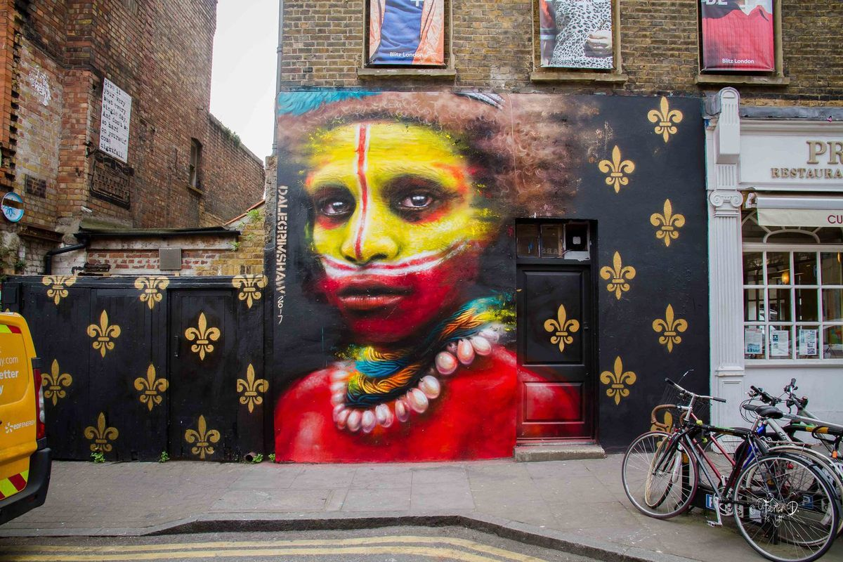 Street Art Londres (Avril 2017)