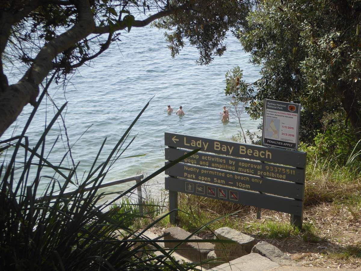 30 - rando de Rosa Bay a Watson Bay