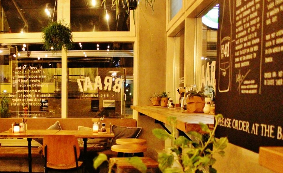 Braai BBQ Bar - Tous droits réservés
