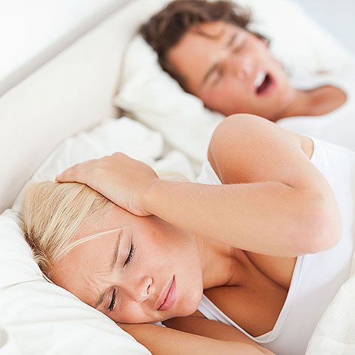 Simple Ways To Stop Snoring