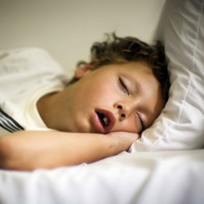 How To Stop Kids From Snoring