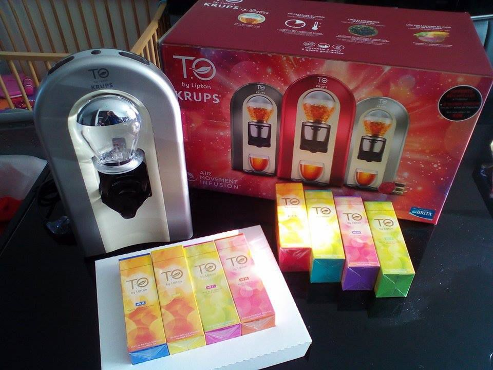 Mon Test T.O By Lipton, sa collection de thés et infusions