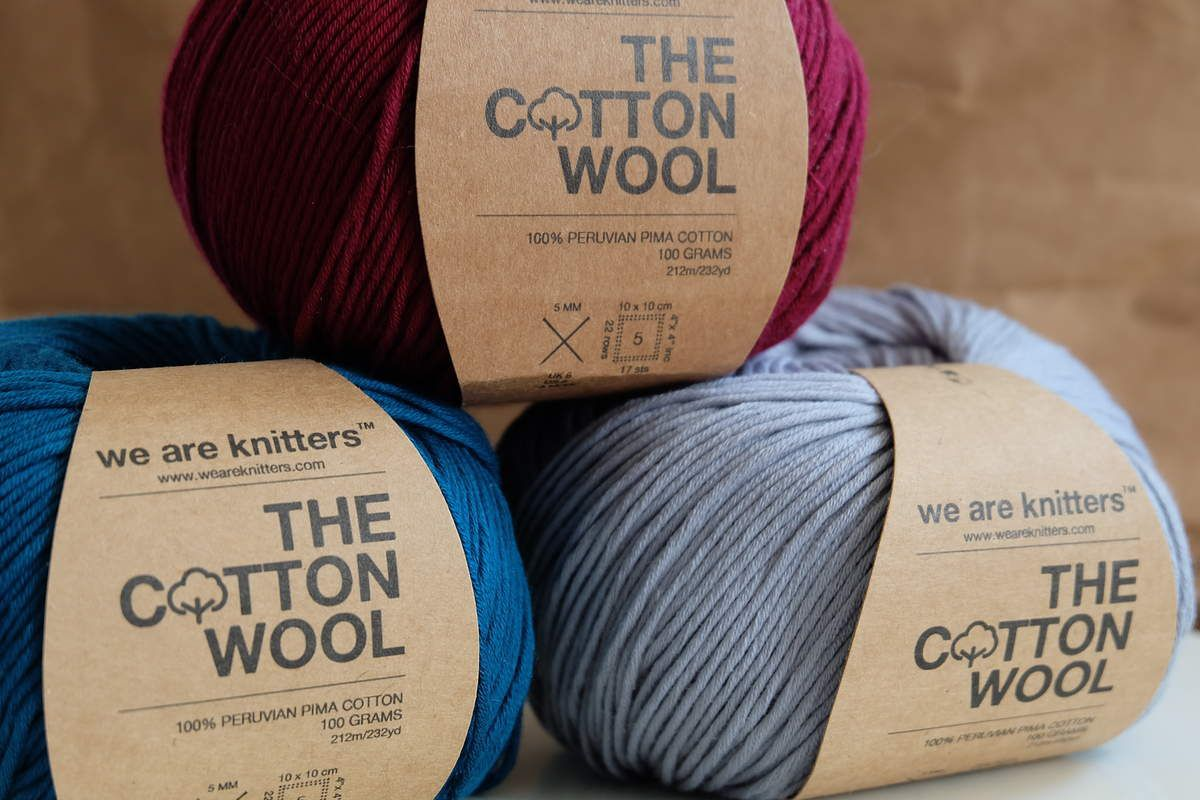 Cotons We Are Knitters