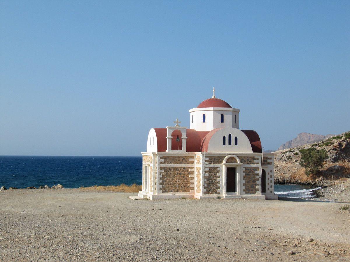 Eglise de Pachy Ammos
