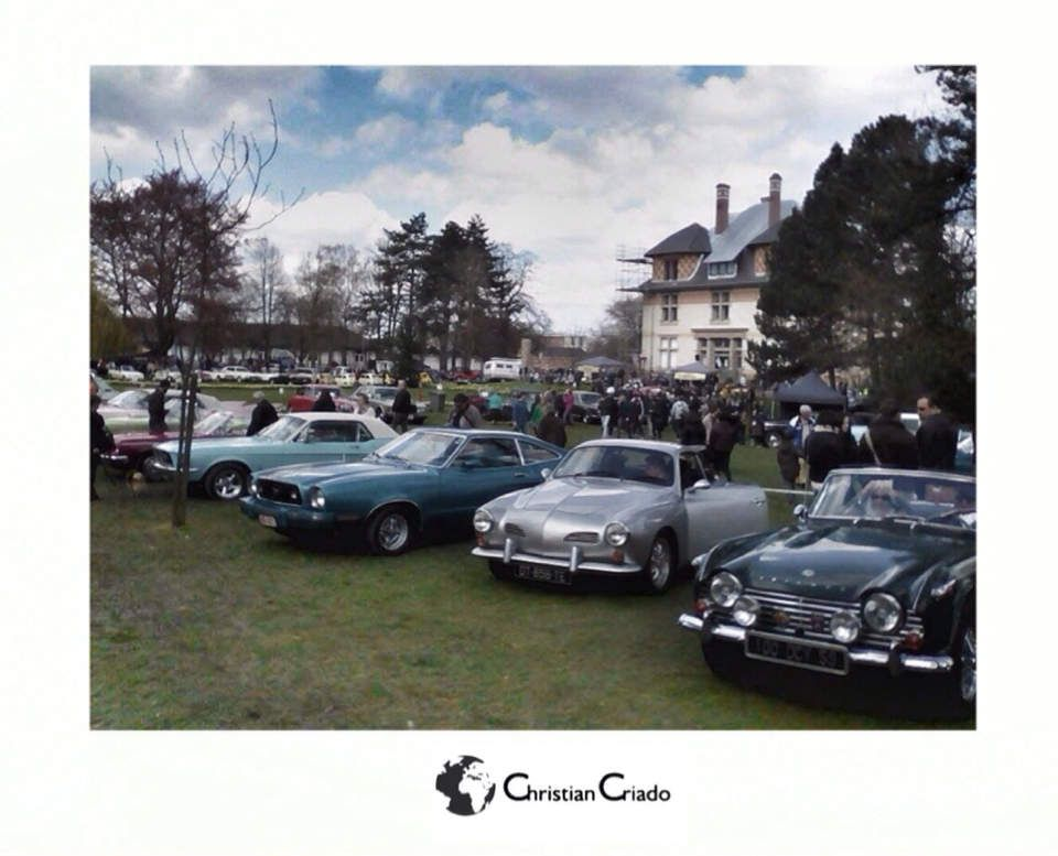 Photographe - Automobile