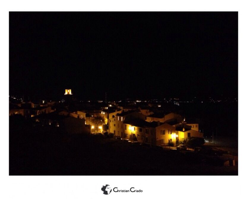 Photographie - Saint Tropez of Night