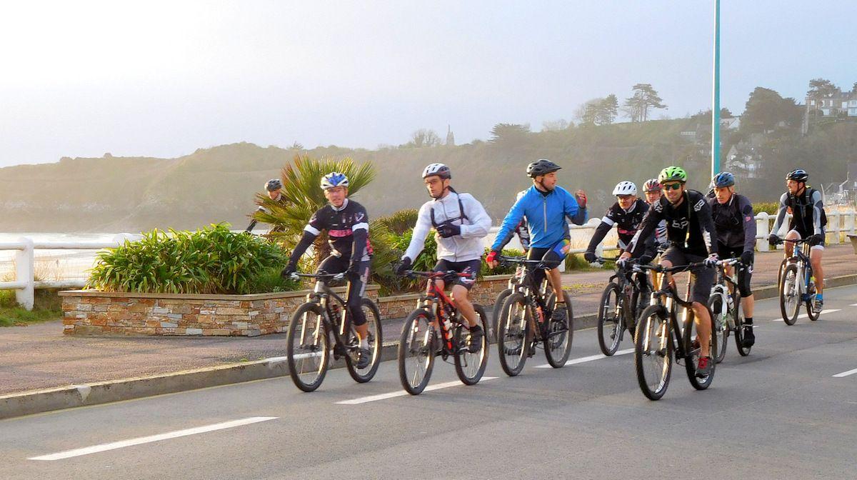 Sortie du dimanche 23 avril 2017 - 70 km et 48 km
