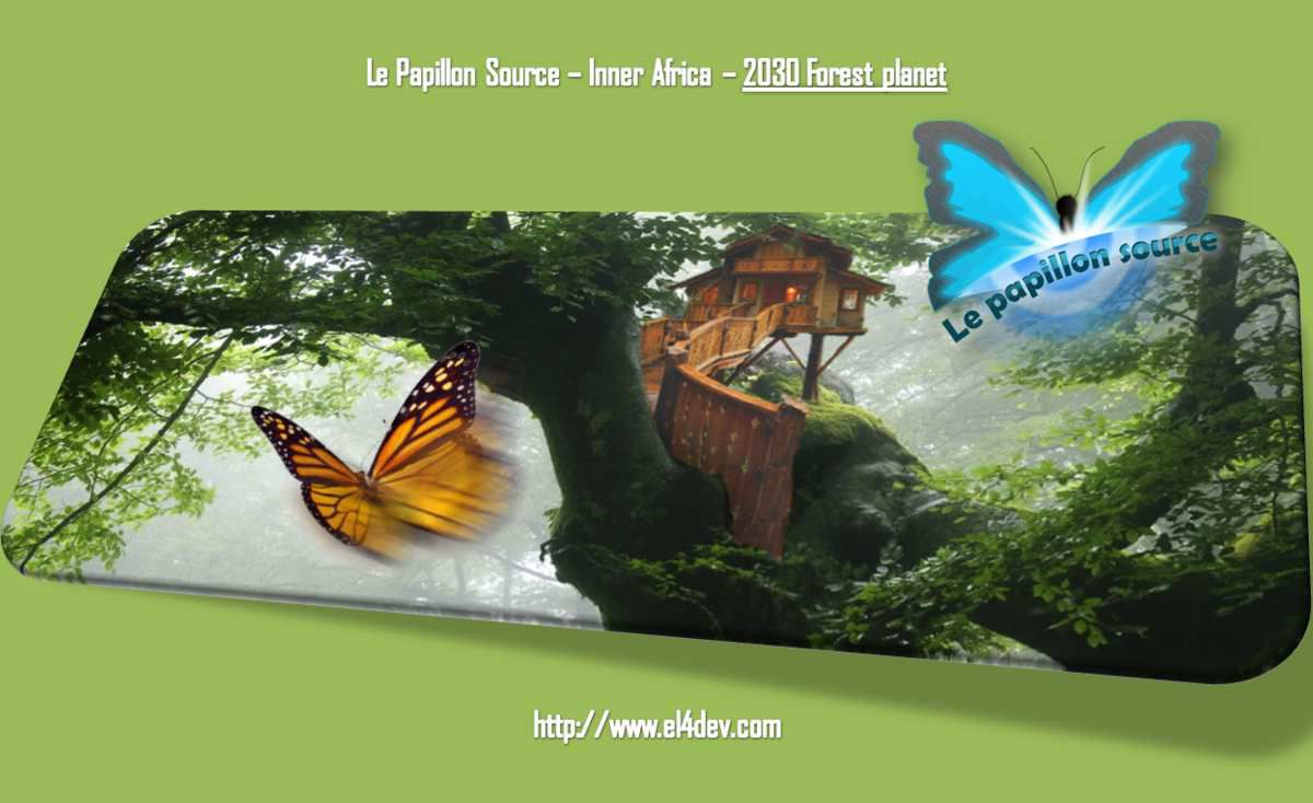 Le Papillon Source Inner Africa