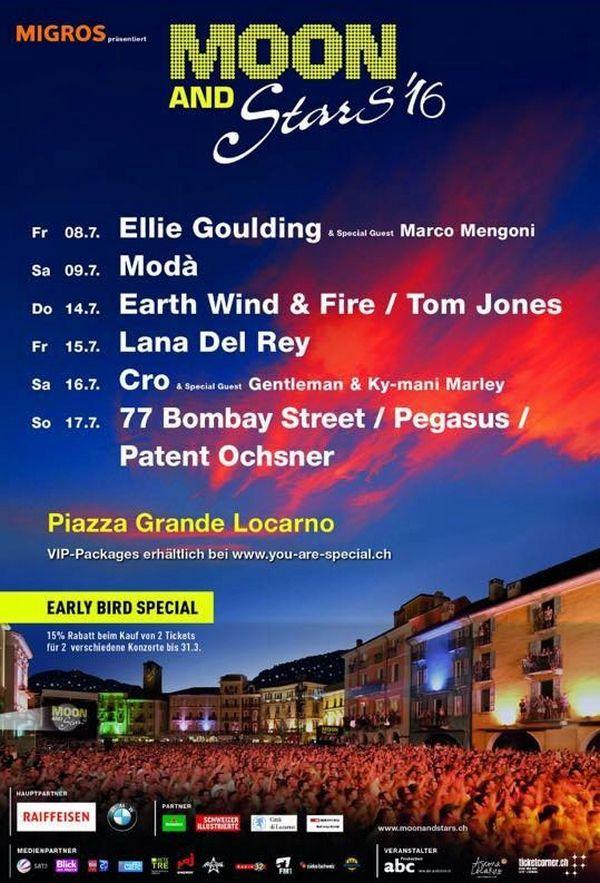 Lana Del Rey annoncée au Festival Moon &amp&#x3B; Stars !