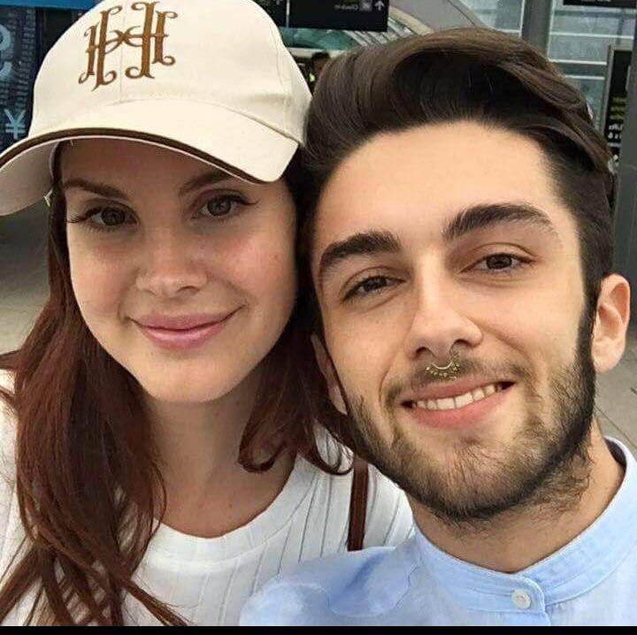 Lana Del Rey à Dublin (03/09/2016)