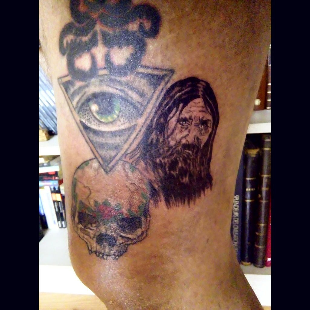 Raspoutine Tatouage Lucifer Tattoo