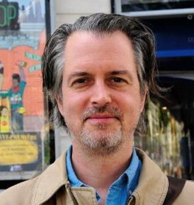 Tom Boothe, le réalisateur. Document remis.