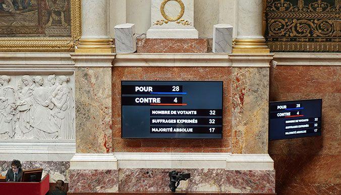 Les députés votent l'installation de caméras dans tous les abattoirs dès le 1er janvier 2018