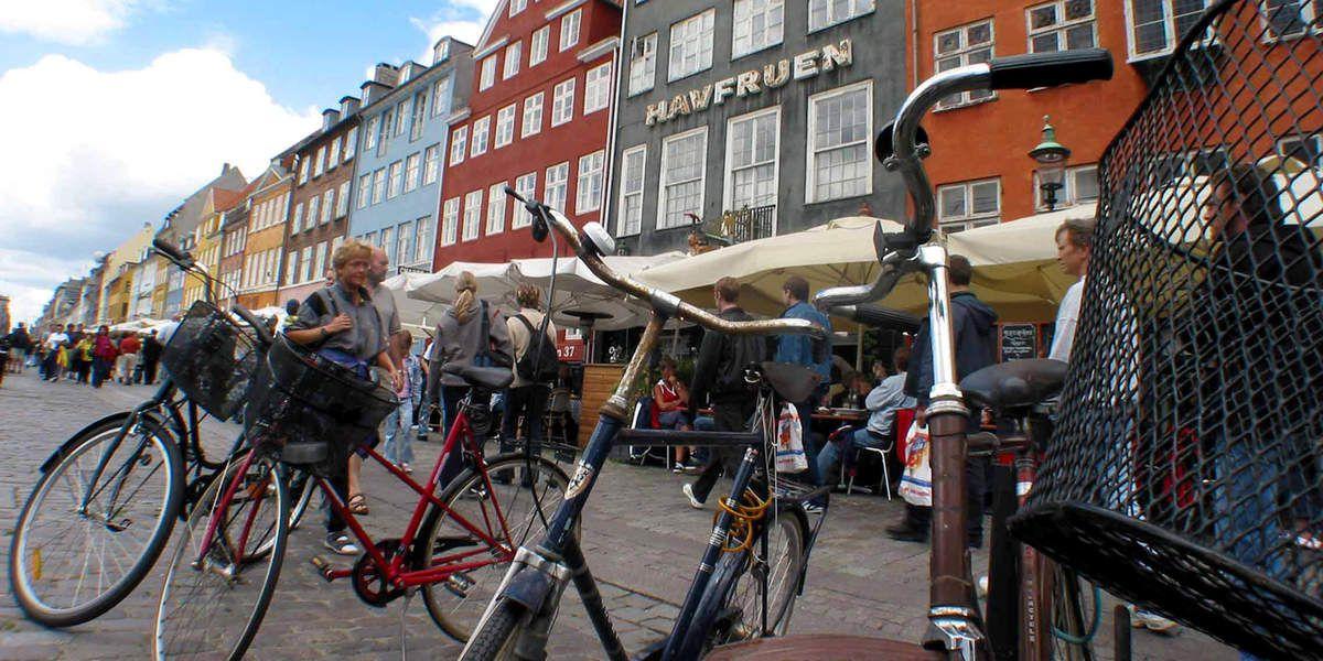 À Copenhague, plus de vélos que de voitures ! Un record exemplaire...