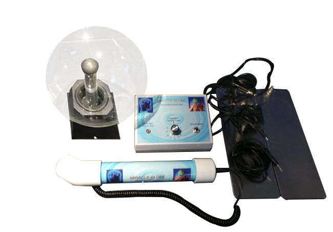 Miracle Globe ™ Impressive Holistic Health Machine! Treat Any kind of Dangerous Health Condition!