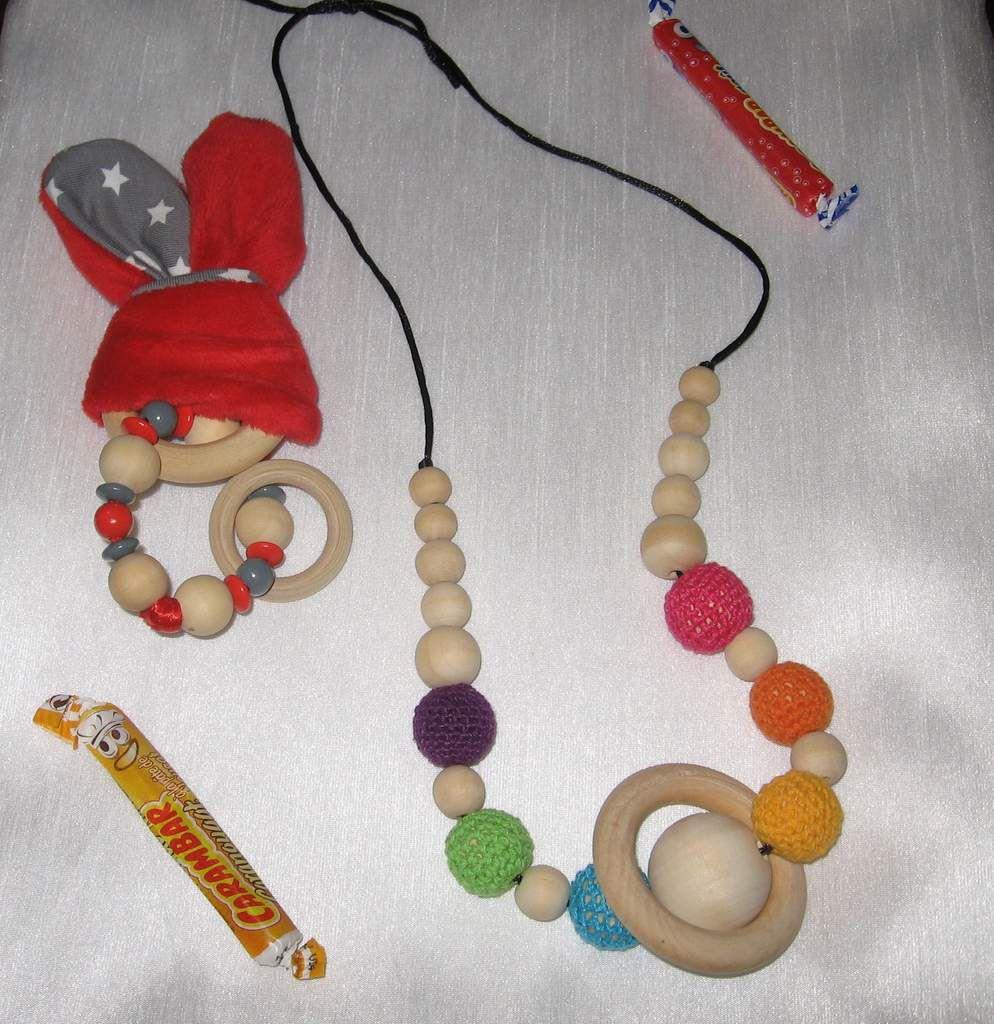 Odibulles, colliers de portage & allaitement