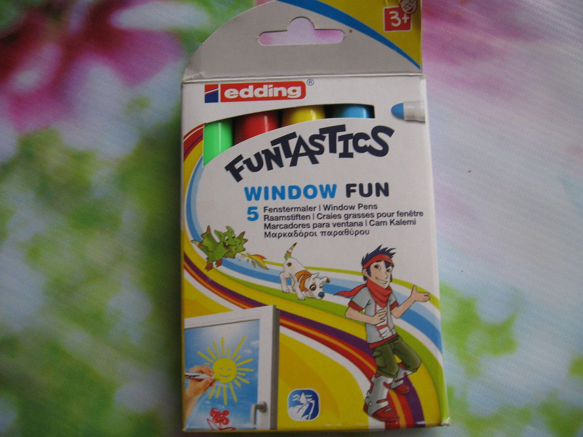 Edding Funtastics Window Fun