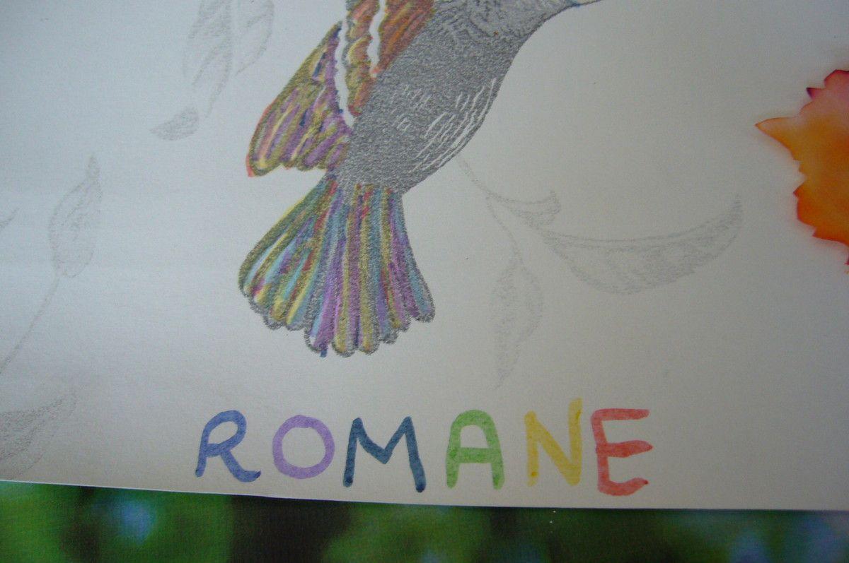 Le prénom Romane a également pris de nouvelles couleurs !