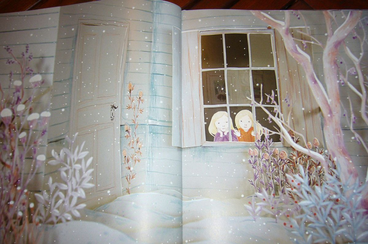 Le lapin de neige - Editions Casterman