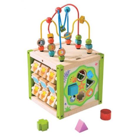 EverEarth des jouets en bois ludiques et responsables bons pour la planète et nos enfants !