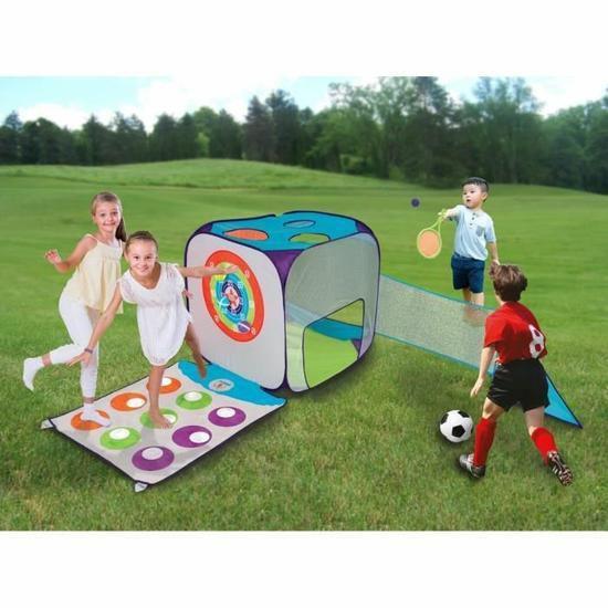Notre cube Multisports, 7 jeux sportifs en seul cube c'est possible avec LUDI c'est bien joué