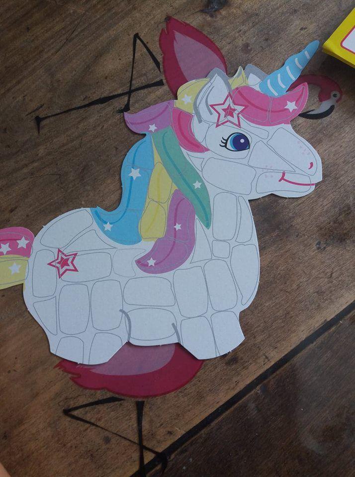Notre Licorne Fun Maïs Activité Manuelle Avec Ses Creative Maman