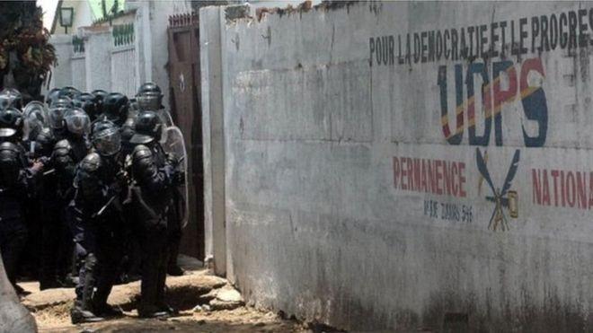 La RDC traverse une crise politique profonde depuis 2011