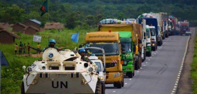 RCA : La minusca va continuer a assurer la protection des civils en centrafrique en 2017